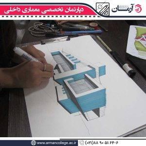 دوره معماری داخلی 1