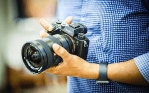 کلاسهای عکاسی در تهران - دوربین
