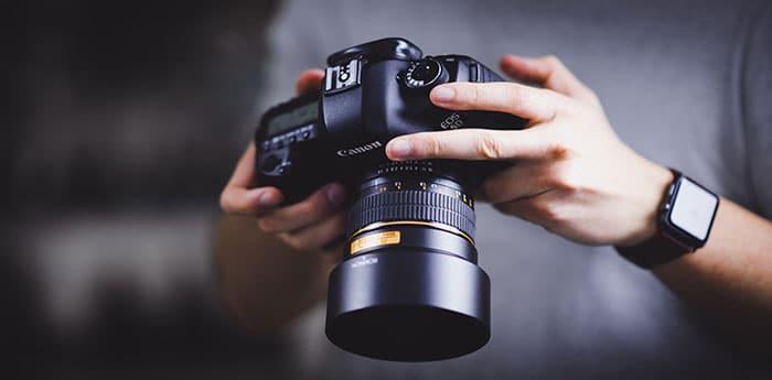 تنظیمات دوربین -نکاتی برای عکاسی پاییزی
